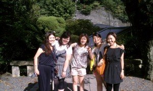 japan, tokyo, shopping, friends, fun, hiking, garden, jewelry, erika walton