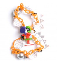 Marvin Martian Chain Bracelet