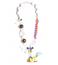 Road Runner Chain Necklace