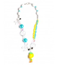 Tweety Bird Chain Necklace