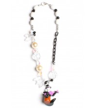 Pepe Le Pew Chain Necklace