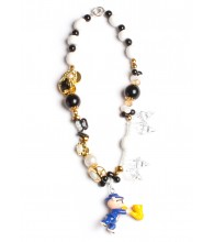 Porky Pig Vintage Necklace