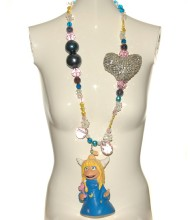 Fabulous Princess Necklace
